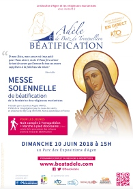 Affiche beatification JPG